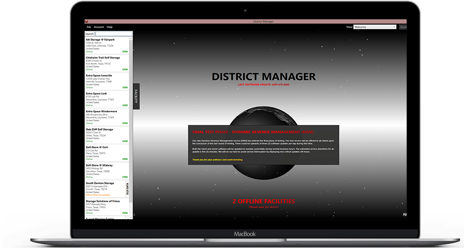 Storage Income Pros – District Manager LITE & District Manager PRO